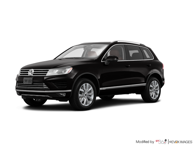 2016 Volkswagen Touareg TDI Execline 4Motion Auto w/ R-Line Pkg.