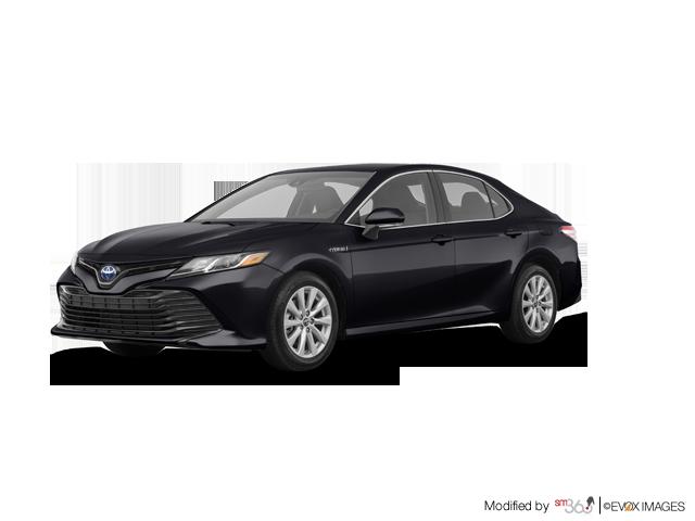 Toyota Camry Hybrid - 2018