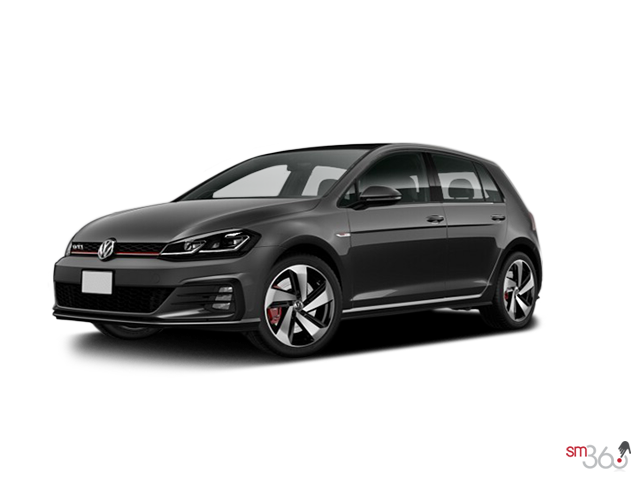 2018 Volkswagen Golf GTI Autobahn