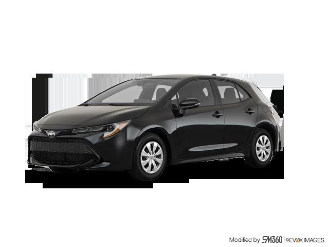 2019 Toyota Corolla Hatchba -