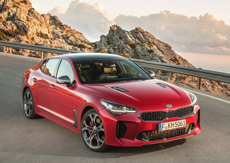 2018 Kia Stinger GT: An Incredible Look With the Performance That Goes With It