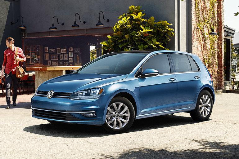 Toutes les versions de la Volkswagen Golf 2019 expliquées