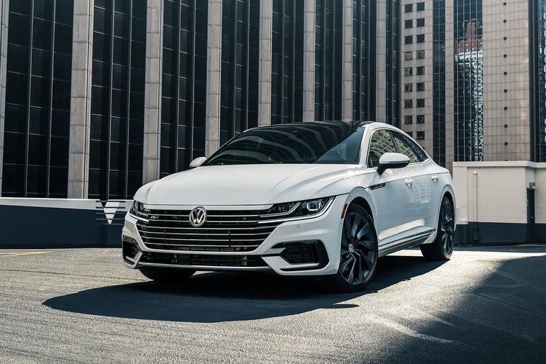 Voici ce que nous savons de la nouvelle Volkswagen Arteon 2019