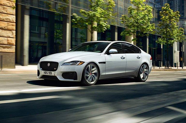 les multiples personnalités de la Jaguar XF
