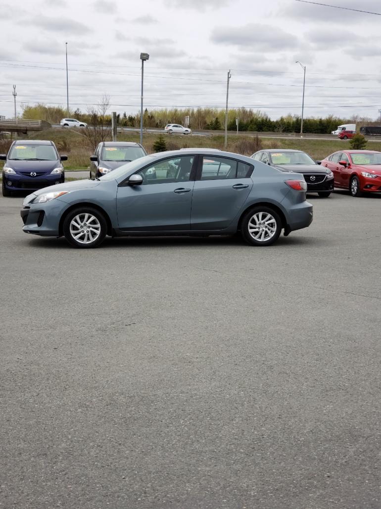 2012  Mazda3 GX