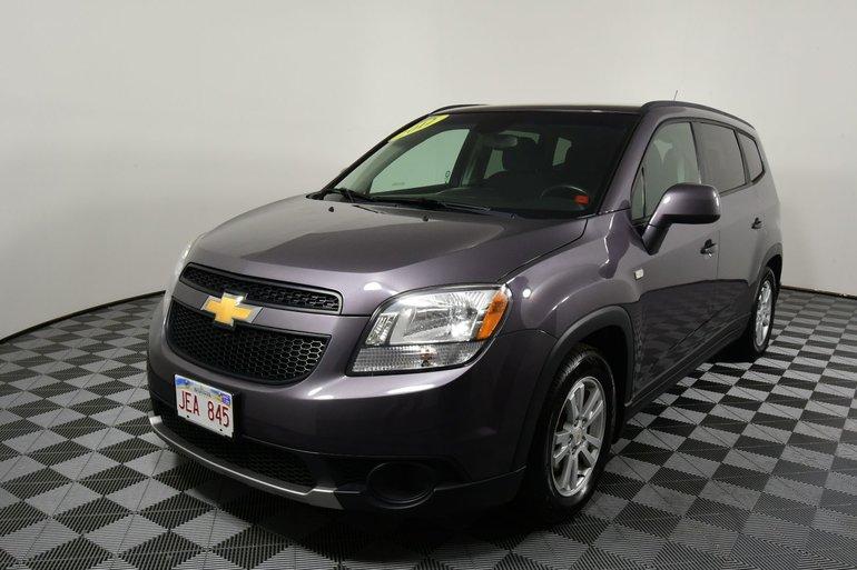 2012 Chevrolet Orlando 1LT. New MVI, New tires.