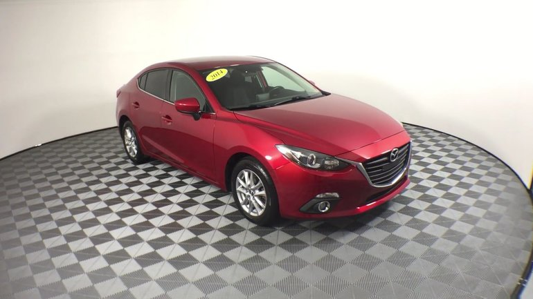 Mazda Mazda3 GS Bluetooth Alloys Warranty 1.99% Financing 2014