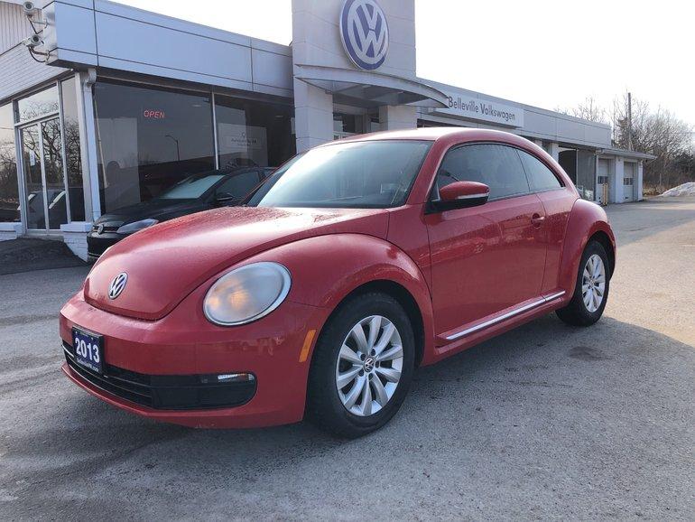2013 Volkswagen Beetle Comfortline