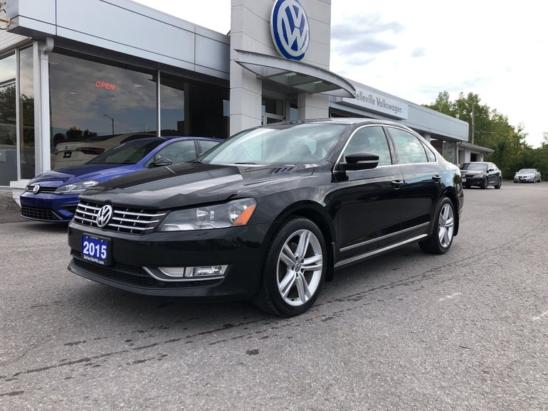 2015 Volkswagen Passat Highline