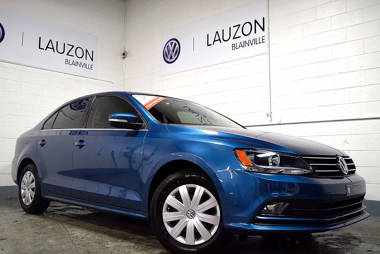 Volkswagen Jetta Sedan Trendline+ avec toit 1.8t 2015