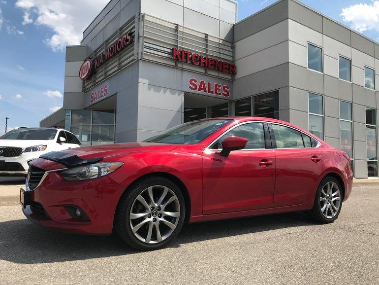 Used 2014 Mazda Mazda6 GT at for Sale - $17200.0 | Kitchener Kia