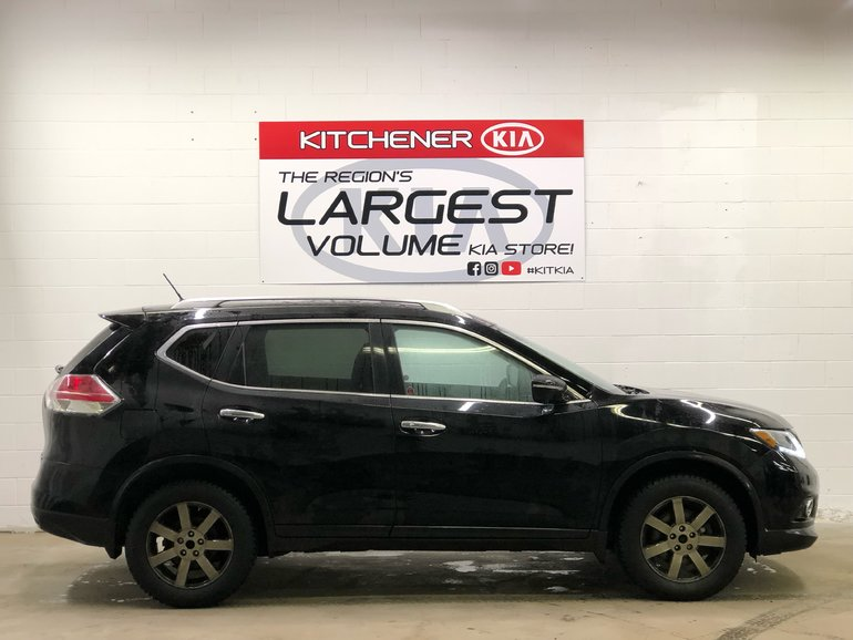2014 Nissan Rogue FREE WINTER TIRES INCLUDED!