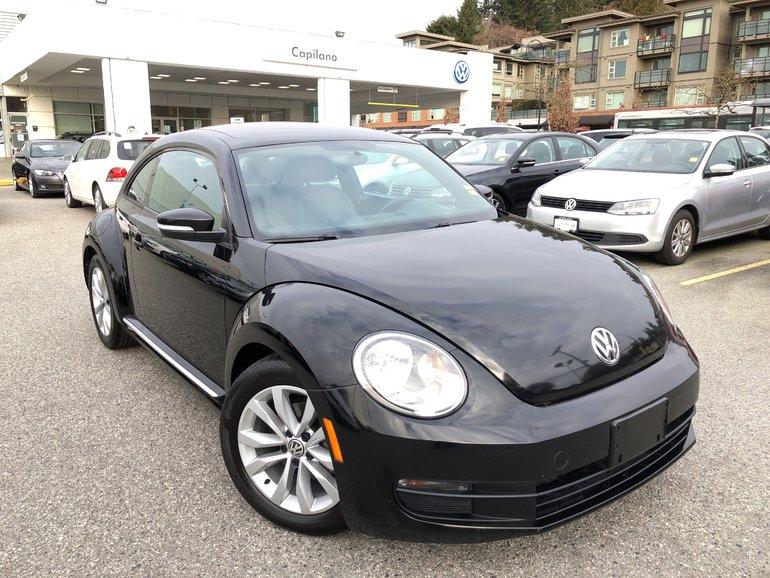 2012 Volkswagen Beetle Sportline 2.0 TSI 6sp DSG w/ Tip