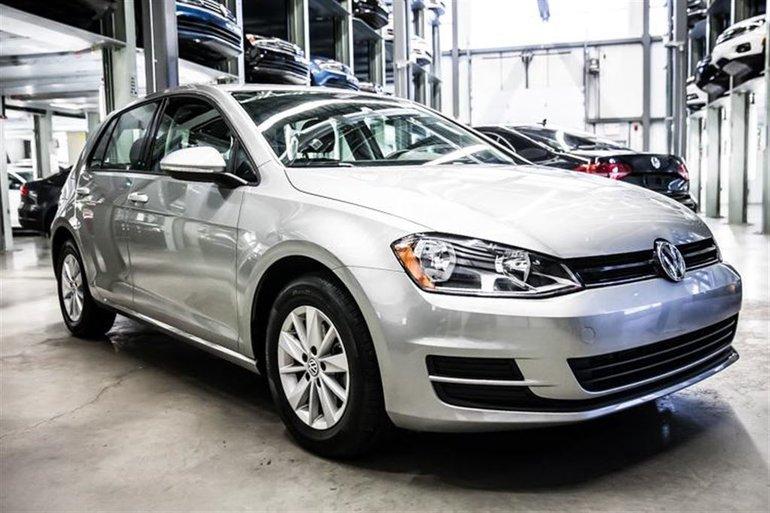 Volkswagen Golf 1.8TSI Trendline 2015