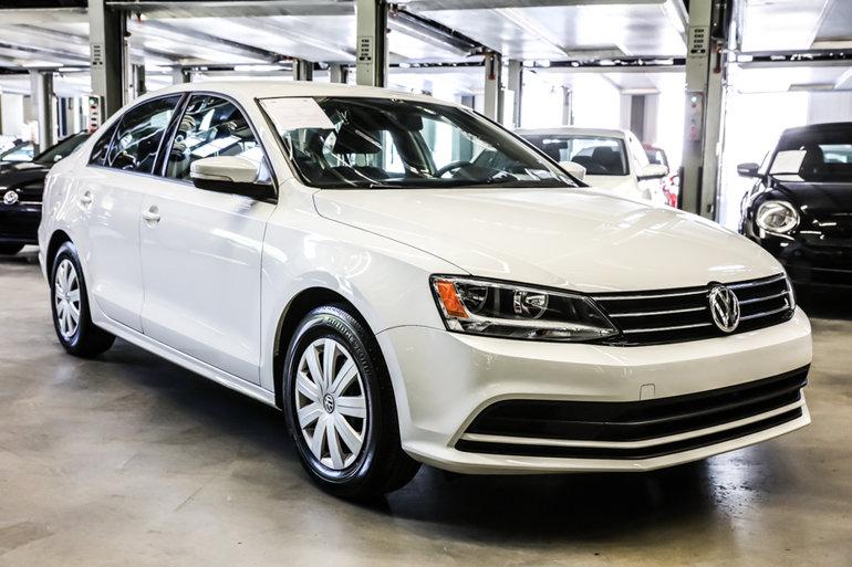 2014 Volkswagen Jetta Sedan Trendline Plus