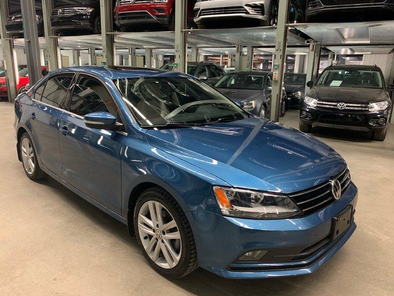 2015 Volkswagen Jetta TDI DIESEL-HIGHLINE-DSG(0.9%FINANCE)(FULL LOADED)