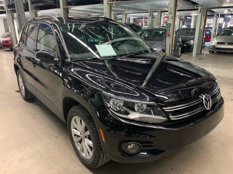 2017 Volkswagen Tiguan Wolfsburg Edition (CLEAN)