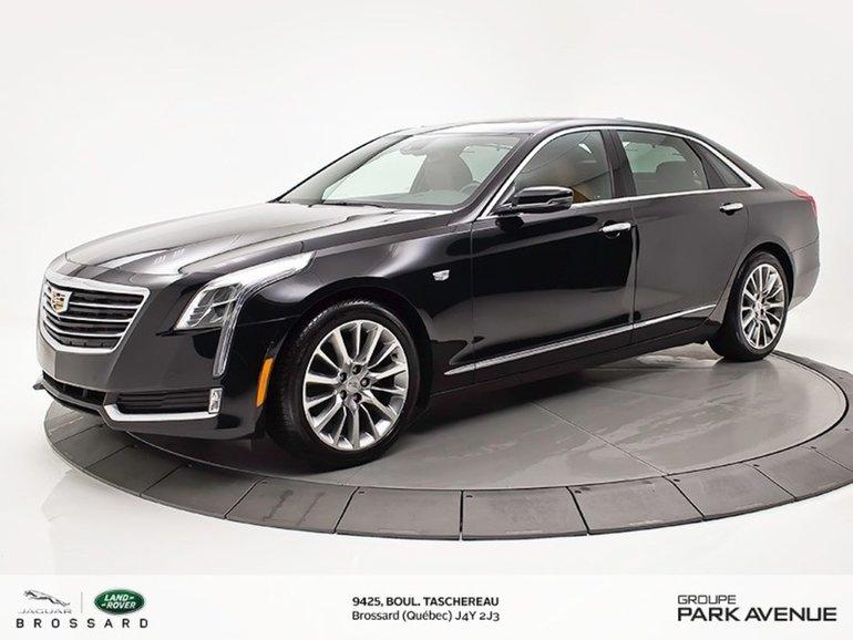 Cadillac CT6 3.6L Luxury | NAV + CAMÉRA 360 2016