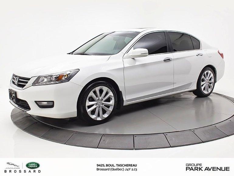 Honda Accord Sedan TOURING   NAV + TOIT OUVRANT 2014