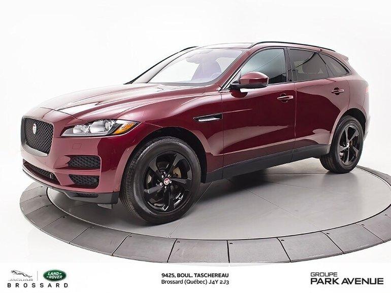 2017 Jaguar F-Pace DIESEL   PRESTIGE