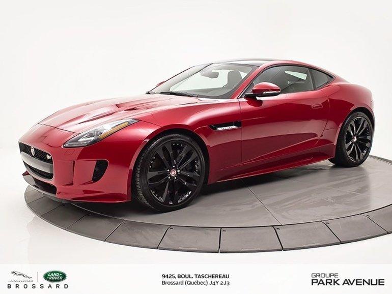 2016 Jaguar F-Type S AWD    BAS KM + MAGS DE 20'' * CERTIFIÉ