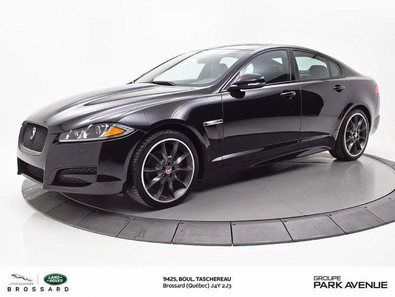 Jaguar XF SPORT   TOIT OUVRANT + NAV 2015