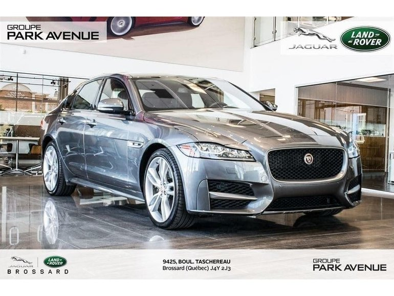 2016 Jaguar XF R-Sport *certifié*