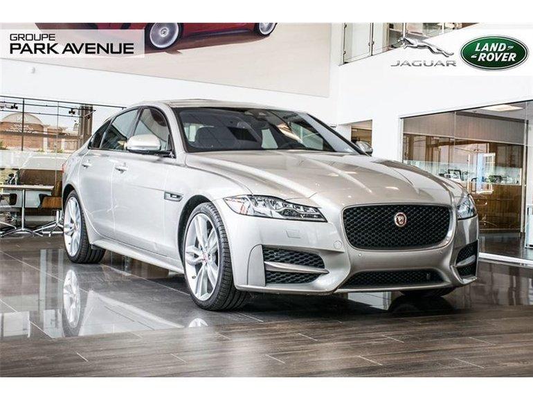 Jaguar XF 35t R-Sport CERTIFIÉ !! 2017