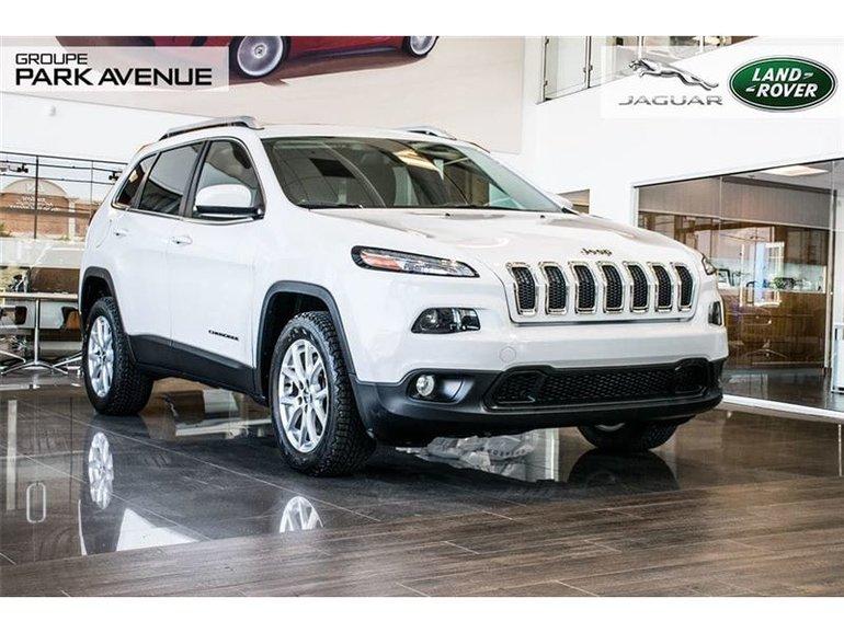 2015 Jeep Cherokee Édition North V6 AWD * NAVIGATION*