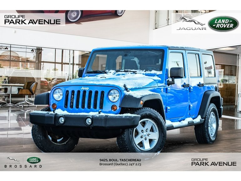 2011 Jeep Wrangler Unlimited Sport | * NOUVEL ARRIVAGE *