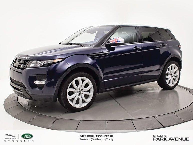 Land Rover Range Rover Evoque Dynamic + NAV | *PNEUS D'HIVER INCLUS! 2015