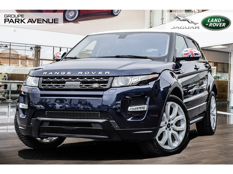 Land Rover Range Rover Evoque Dynamic + NAV | 158$ par semaine! *Certifié inclus 2015
