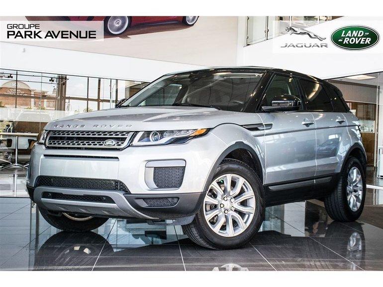 Land Rover Range Rover Evoque SE | 166$ par semaine ! *Certifié inclus 2016