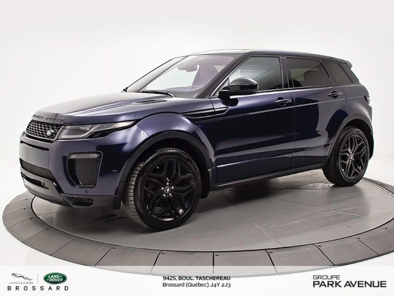 Land Rover Range Rover Evoque HSE DYNAMIC | VOLANT CHAUFFANT 2016