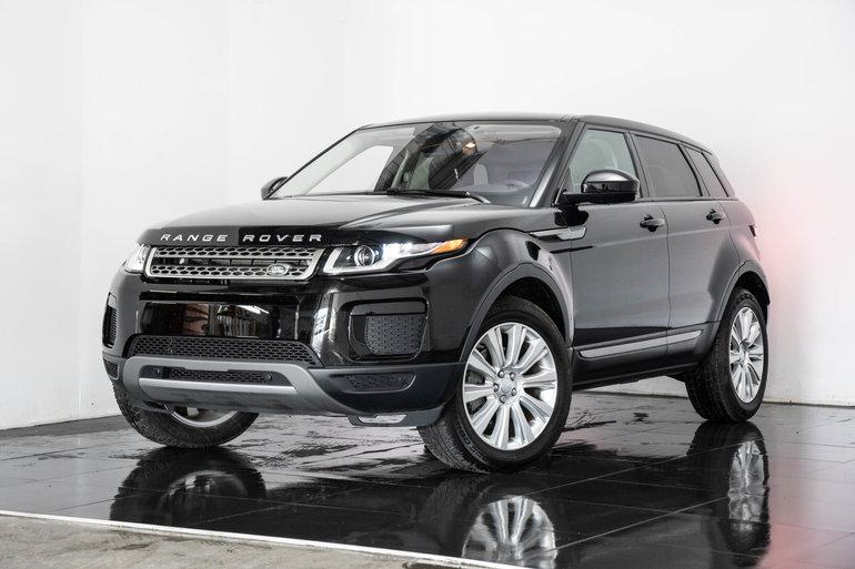 2019 Land Rover Range Rover Evoque 237hp SE