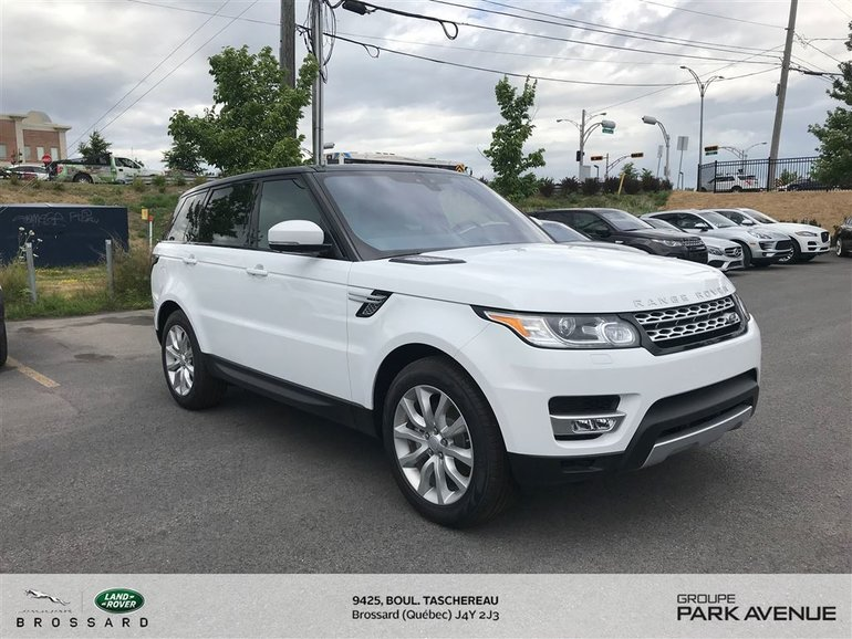 2017 Land Rover Range Rover Sport HSE Dynamic *CERTIFIÉ*
