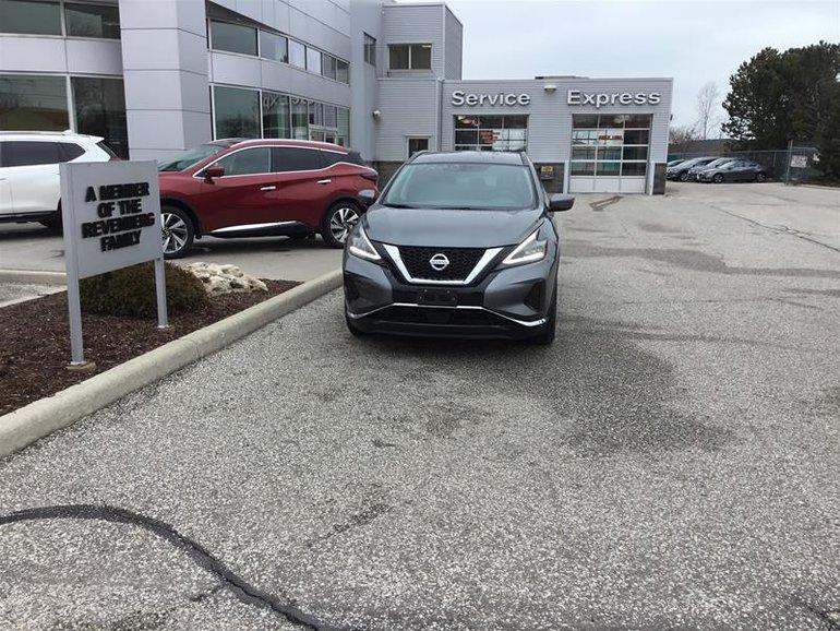 2019 Nissan Murano S FWD CVT