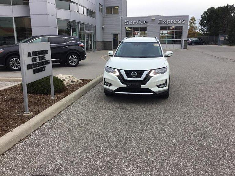2019 Nissan Rogue SV FWD CVT