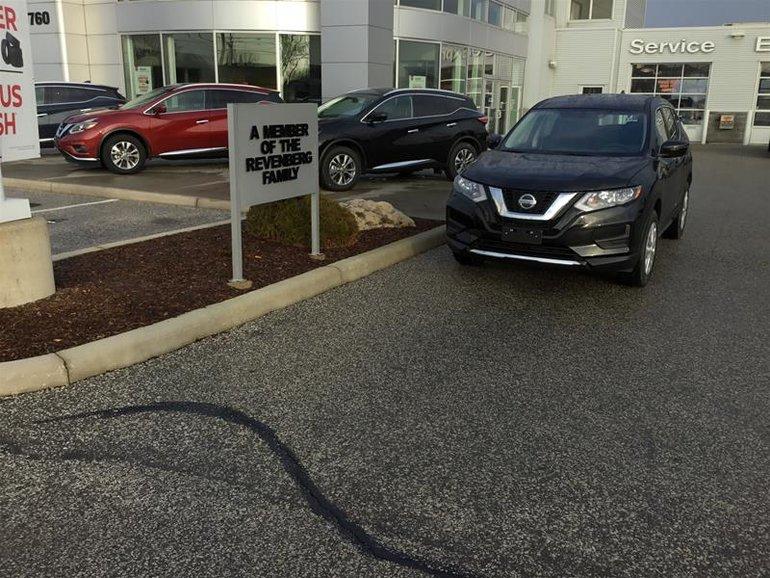 2019 Nissan Rogue S AWD CVT