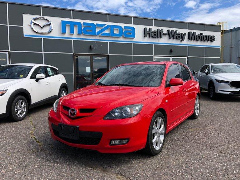 2008  Mazda3 Sport GT 5sp (2008.5)