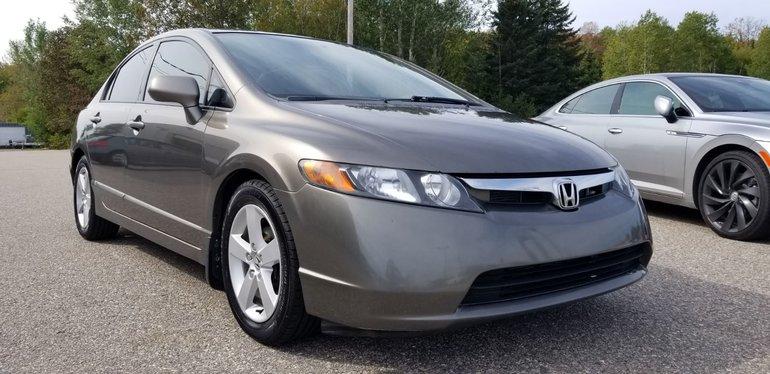 Honda Civic 2007 For Sale >> 2007 Honda Civic Lx