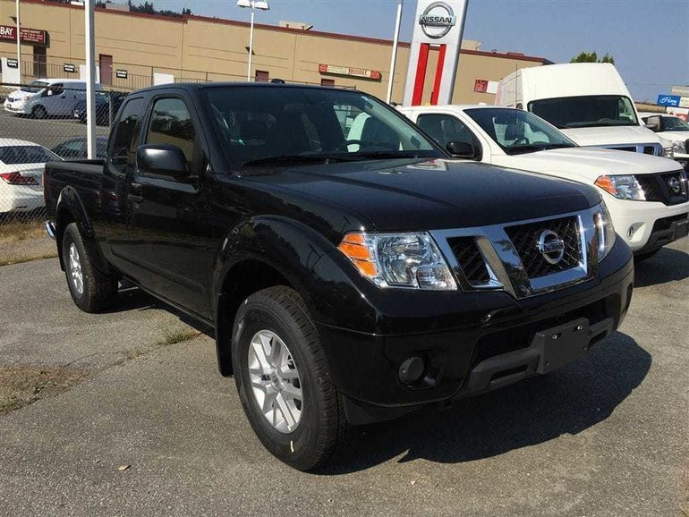 New 2018 Nissan Frontier 4x4 King Cab Sv Tow Package Clearance