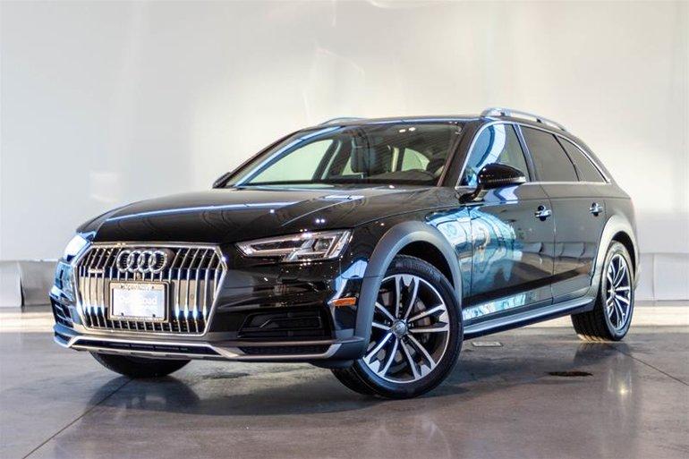 2017 Audi A4 allroad 2.0T Technik quattro 7sp S tronic
