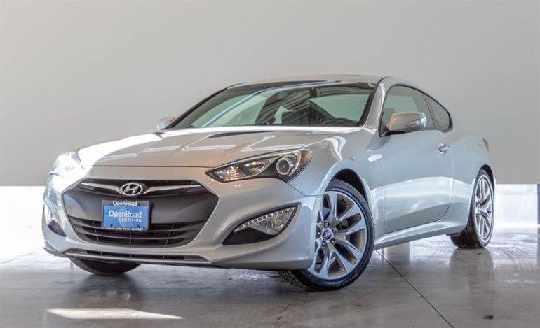 2016 Hyundai Genesis Coupe 3.8L - Premium - A8