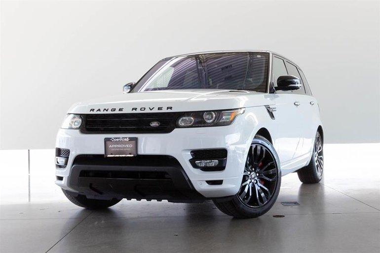 2016 Land Rover Range Rover Sport V6 HST LE