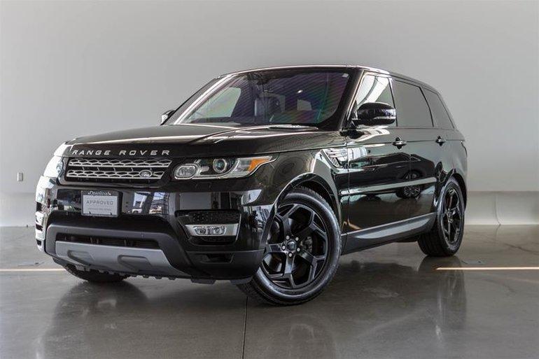 2017 Land Rover Range Rover Sport V6 HSE