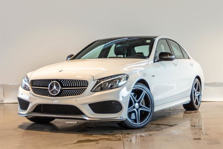 Pre Owned 2016 Mercedes Benz C450 Amg 4matic Sedan 43995 0