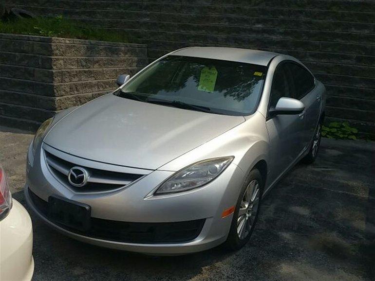 2010 Mazda Mazda6 GS