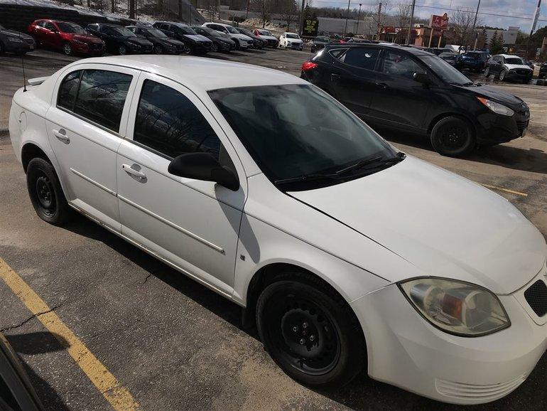2007 Pontiac G5 AS IS