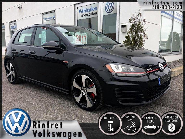 Volkswagen GOLF 5-DR GTI 2.0 TSI AUTOBAHN Autobahn 2017